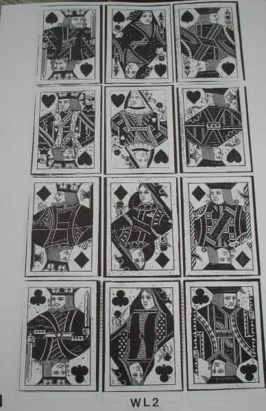 Playing Card Makers - Woolley & Co