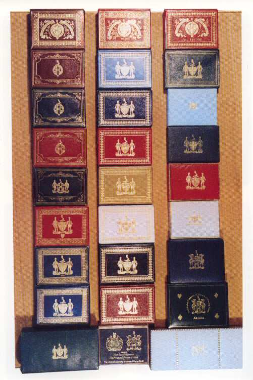 Worshipful Company Playing Cards